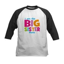 Big Sister Personalized Tee