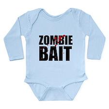 Zombie Bait Long Sleeve Infant Bodysuit