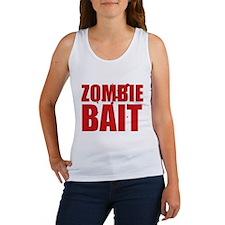 Zombie Bait Women's Tank Top