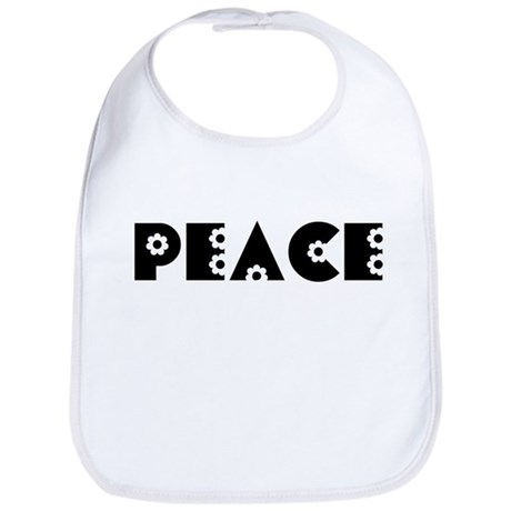 Peace Bib
