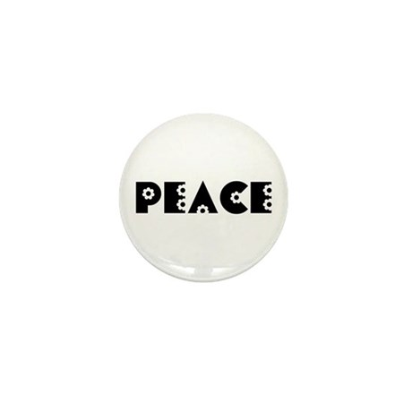 Peace Mini Button (100 pack)