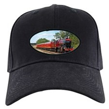 Vintage Steam Engine Baseball Hat