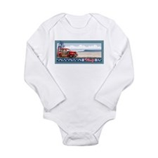 WOODIE BANND-SFP Body Suit