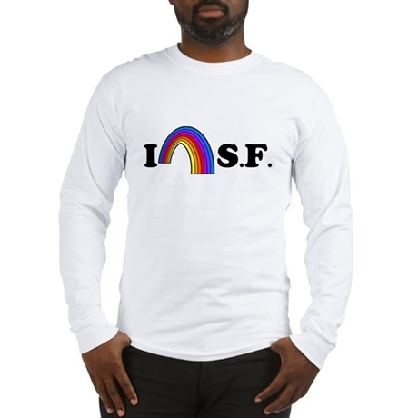 I Love [Heart] San Francisco Long Sleeve T-Shirt