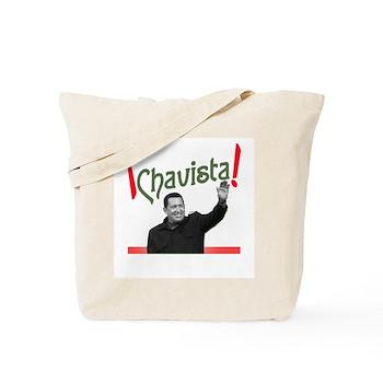 Chavista! Tote Bag