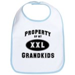 Property of Grandkids Bib