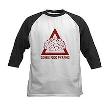 Zombie Food Pyramid Tee
