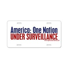 America: One Nation Under Surveillance Aluminum Li