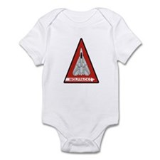 F-14 Tomcat VF-1 Wolfpack Infant Bodysuit