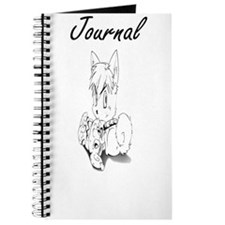 Cute Cartoon dogs Journal