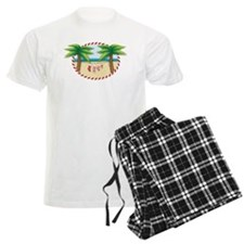 Christmas Stocking Beach Pajamas