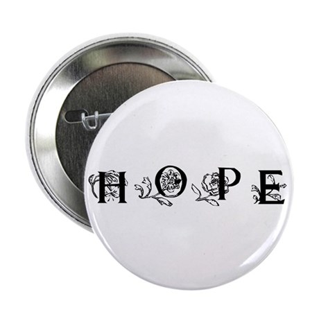 "Hope 2.25"" Button (100 pack)"