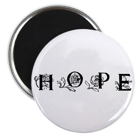 "Hope 2.25"" Magnet (100 pack)"
