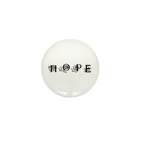 Hope Mini Button (100 pack)
