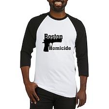 Boston Homicide 1 Baseball Jersey