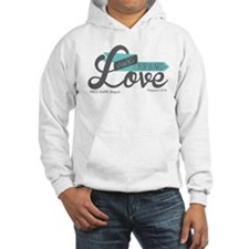 Walk Forward In Love Hoodie