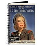 Wartime US Cadet Nurse Corps Journal