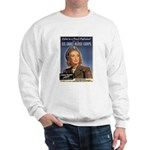 Wartime US Cadet Nurse Corps Sweatshirt