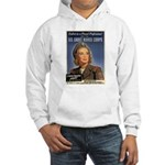 Wartime US Cadet Nurse Corps Hooded Sweatshirt
