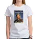 Wartime US Cadet Nurse Corps Women's T-Shirt
