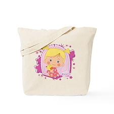 Chloe's Closet Hug Tote Bag