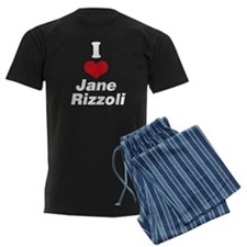 I Heart Jane Rizzoli 2 Pajamas