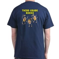 Third Grade Rocks T-Shirt