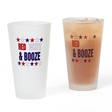 The Nations Colors Drinking Glass