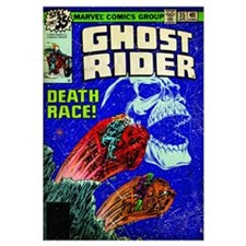 Ghost Rider (Death Race!)