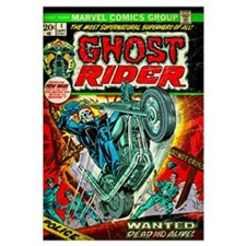 Ghost Rider (Wanted Dead And Alive!)