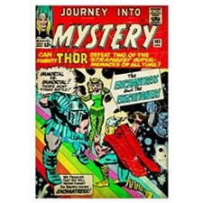 Journey Into Mystery, Thor (The Enchantress And Th