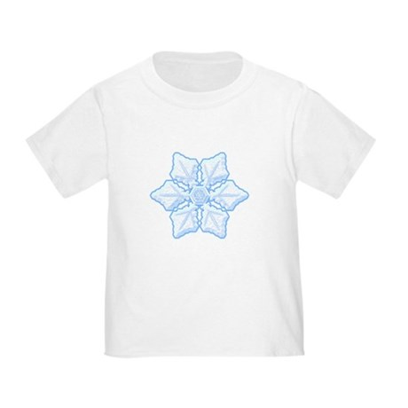 Flurry Snowflake XV Toddler T-Shirt