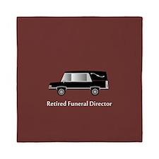 retired funeral director wallet 2 Queen Duvet