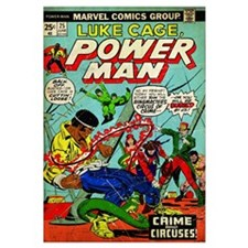 Luke Cage, Power Man (Crime And Circuses!)