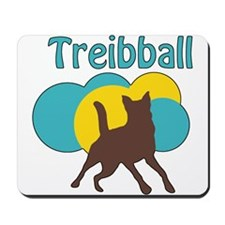Treibball Mousepad