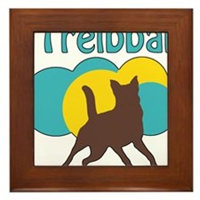 Treibball Framed Tile