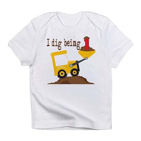 I Dig Being 1 Infant T-Shirt