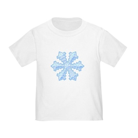 Flurry Snowflake XIII Toddler T-Shirt