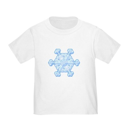 Flurry Snowflake XI Toddler T-Shirt