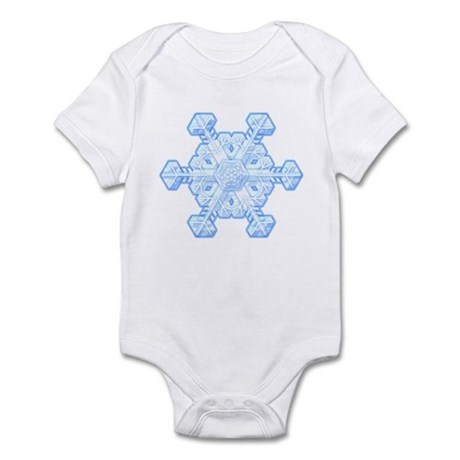 Flurry Snowflake XI Infant Bodysuit