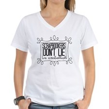 Scrapbookers Embellish T-Shirt