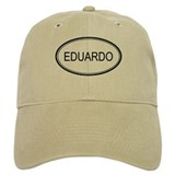 Eduardo Oval Design Baseball Cap