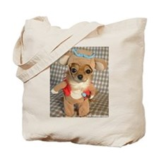 Cute pup Tote Bag