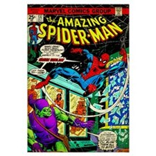 The Amazing Spider-Man (Mercy Of The Green Goblin!