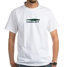 Florida Keys -Allligator Design. Shirt