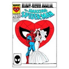The Amazing Spider-Man (The Wedding Issue!)