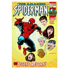 The Amazing Spider-Man (The Legend Reborn)