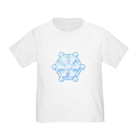 Flurry Snowflake VIII Toddler T-Shirt
