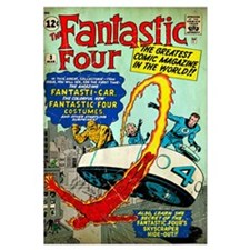 The Fantastic Four (The Greatest Comic Magazine In