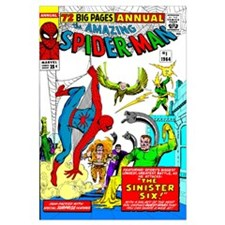 The Amazing Spider-Man (The Sinister Six!)